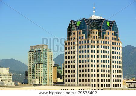 BC Hydro Centre, Vancouver, BC, Canada