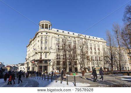 Hotel Bristol In Warsaw