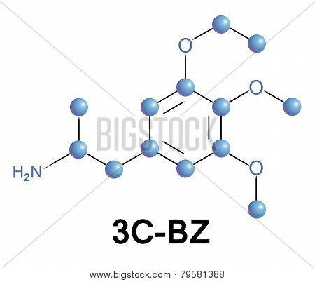 3c-bz psychedelic drug