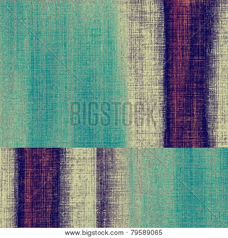 Grunge background or texture for your design. With different color patterns: purple (violet); cyan; blue; gray