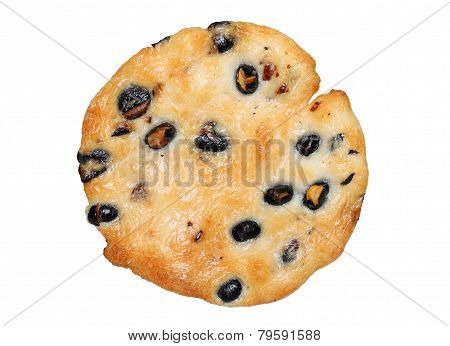 rice cracker with soybean