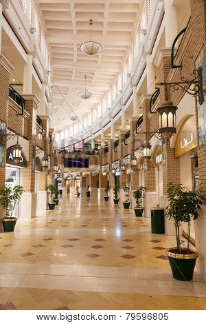 Souq Sharq Shopping Mall In Kuwait