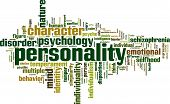 pic of personality  - Personality word cloud concept - JPG