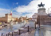 image of emanuele  - Vittorio Emanuele monument  - JPG