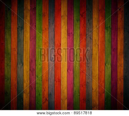 colorful wooden texture.