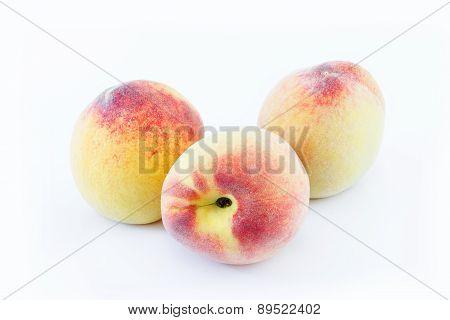 Japanese White Peaches