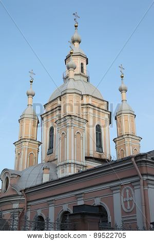 Church In St. Petersburg
