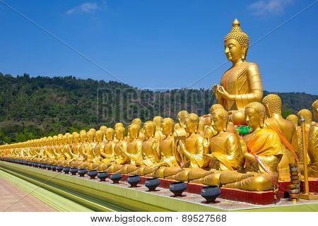 Golden Buddha, Thailand