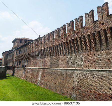 Galliate, Castle