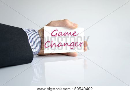 Game Changer Concept