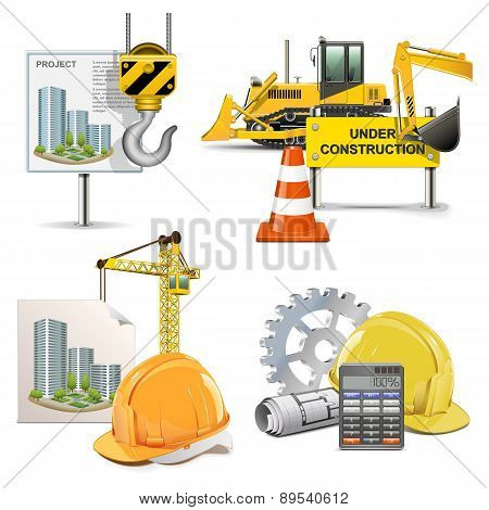 Vector Design and Construction