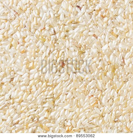 Vacuum Rice Packaging Texture