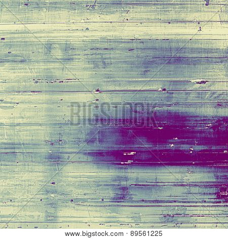 Vintage old texture for background. With different color patterns: gray; purple (violet); blue