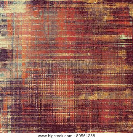 Old texture - perfect background with space for your text or image. With different color patterns: brown; gray; purple (violet); red (orange)