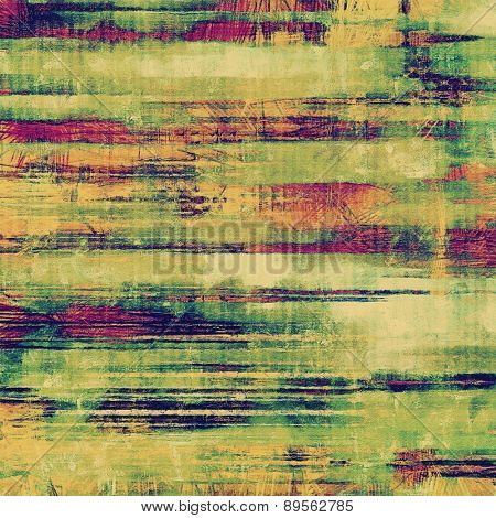 Art grunge vintage textured background. With different color patterns: yellow (beige); purple (violet); pink; green