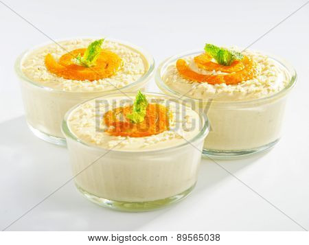 Creamy Tahini Dessert