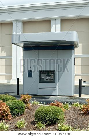 Drive-up ATM Machine