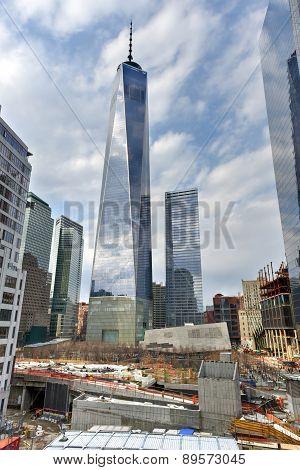 World Trade Center Site - New York City