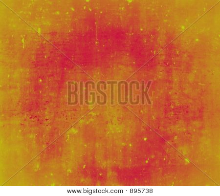 Fiery Grunge Background