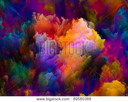 Virtual Life Of Color