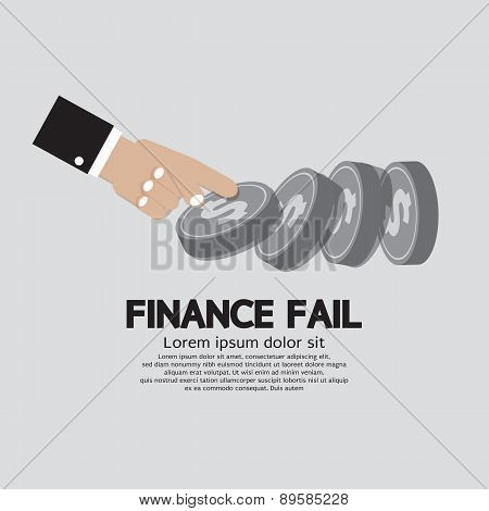 Finance Fail The Financial Failure Concept.