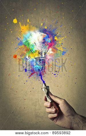 A colourful idea