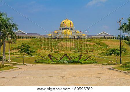 Malaysian Royal Palace