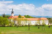 foto of na  - The Cistercian monastery Kostanjevica na Krki - JPG