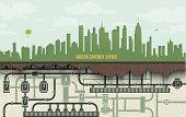 picture of generator  - renewable energy in the big city - JPG