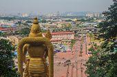 stock photo of hindu-god  - Kuala Lumpur Malaysia  - JPG