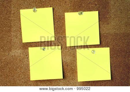 Blank Postits 2