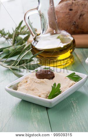 Hummus - Mediterranean Snack