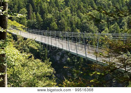 Suspension Bridge Highline 179