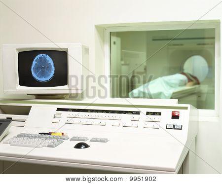 Magnetresonanz-Bildgebung