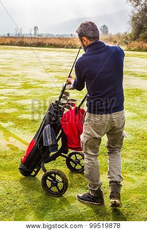 Choosing The Golf Club