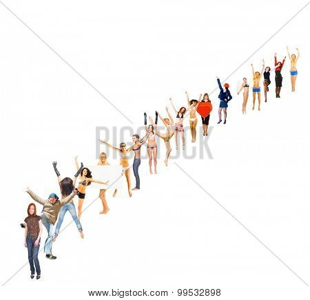 Together we Stand Concept Image