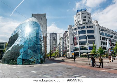 Architecture Of Eindhoven