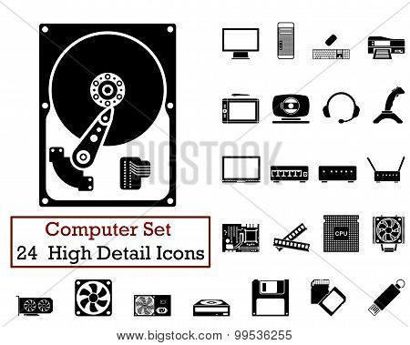 24 Computer Icons
