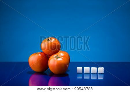 Tomatoes And Sugar