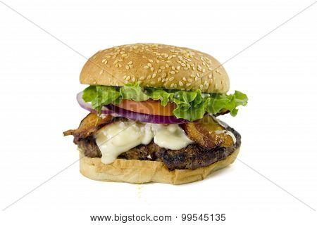 Hamburger Cheeseburger delicious