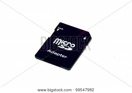 Adapter Micro Sd  Card