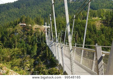Suspension Bridge Highline 179