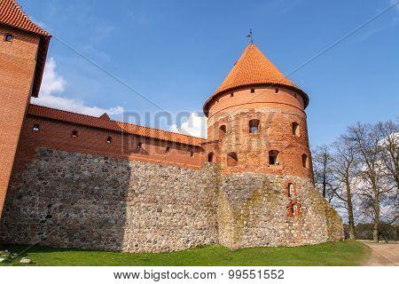 Trakai Castle View