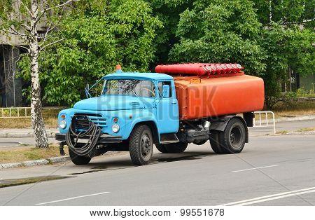 Soviet Street Sprinkle