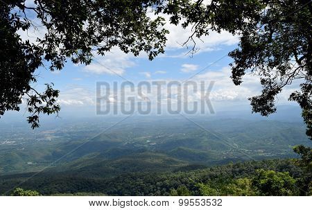 Luxury Mountain View on Doi Suthep chiangmai , thailand