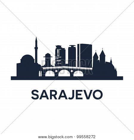 Sarajevo Emblem
