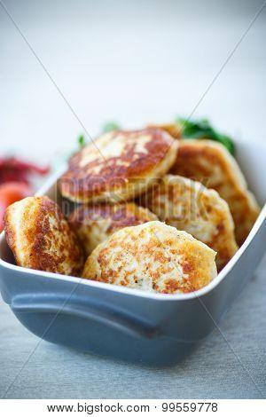 Fish Fried Patties