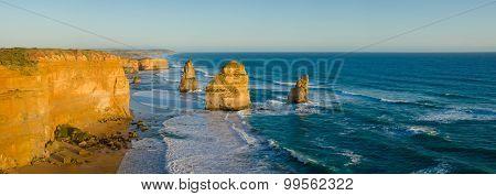 The Twelve Apostles panorama