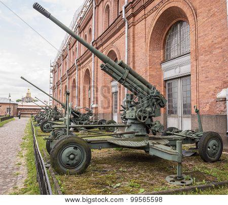85- Mm Automatic Anti-aircraft Gun, Mod.1939