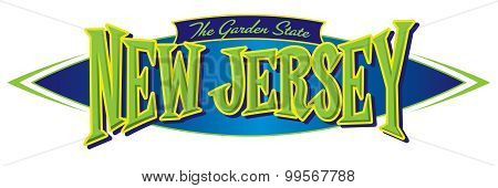 New Jersey The Garden State